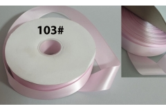 Traka za pakiranje satenska 4cm x 91m , icy pink CH60159-103#