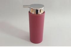 Posuda za tekući sapun Sanitary ware's window 17,5x6,5cm  ,bordo  CH60211