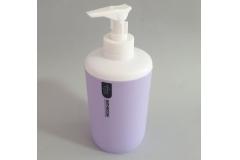 Posuda za tekući sapun Sanitary ware's window 16,5X6cm, lila   CH60220