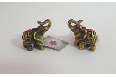 Figura slon keramički  6,5x6cm   CH60235