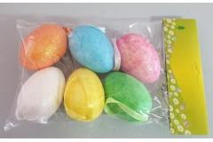 Uskrsna  dekoracija jaje  6/1  7x4,5cm    CH60297