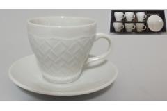 Šoljice za kavu 6x8cm 6/1 CH60324-C