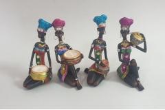 Figura afrikanka 17x7cm  CH60358