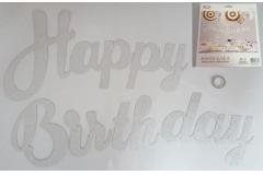 """Rođendanske zastavice """"Happy Birthday"""" 3,5m   CH60374"""