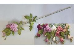 Cvijeće umjetno ruža 92cm  CH60502