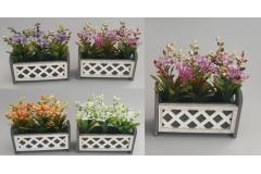 Umjetno cvijeće u saksiji  CH60537