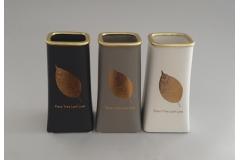 Vaza dekorativna 18x8,5x7cm (NEMA BIJELE)CH60567