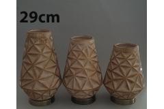 Vaza dekorativna  29x15cm  CH60634