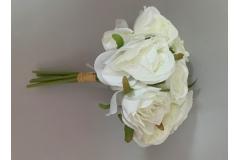 Cvijeće umjetno buket 7 ruža 30cm  CH60653