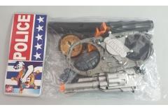 Igračka policijski set  20x15cm  CH6224