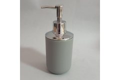 Posuda za tekući sapun Sanitary ware's window 18x7,5cm siva CH6290