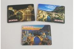 Magnet za frižider  Mostar  7x10cm  CH6343