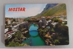 Magnet za frižider 5D Mostar  8x5,5cm CH6347