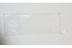 Vrećica celofanska  PVC  samoljepljiva   6,6x17cm  200/1   CH6368