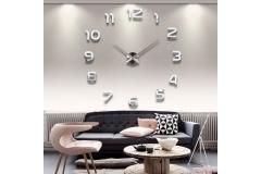 Sat na ljepljenje 80cm srebrni CH6398-S