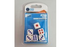 Kockice za igru na blisteru 6/1  CH6416