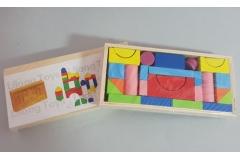 Edukativna drvena igračka CH6420