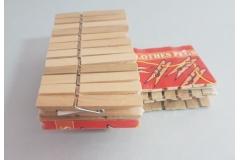Drvene štipaljke  24/1   CH6495