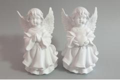 Figura anđeo keramički 16x10cm  CH6777