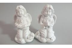 Figura anđeo keramički  12,5x7,3cm  CH6779