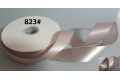 Traka za pakiranje satenska 4cm x 91m , taupe   CH6840-823#
