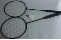 Rekete+loptica set za badminton CH9011