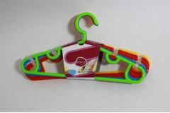 Vješalice za odjeću  PVC 28cm  5/1   CH9517