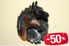 Viseći ukrasni predmet, konj 9x11cm FE1501   -50%