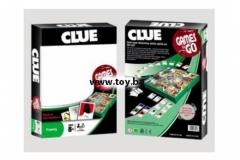 Društvena igra Clue  24,2x16,9x3,7cm  MK31448
