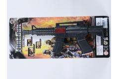 Puška na blisteru 24x12cm  MK92454
