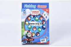 Društvena igra pecanje na baterije 16,5x18,5x3,5cm  MK93822