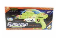 Igračka pištolj na baterije 32x16x5,5cm MK95613