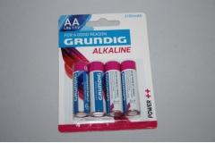 Baterije Grundig   AA  alkalne  4/1  ST0082