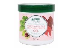 Lišće crvene loze&kesten gel 250ml   ST0121