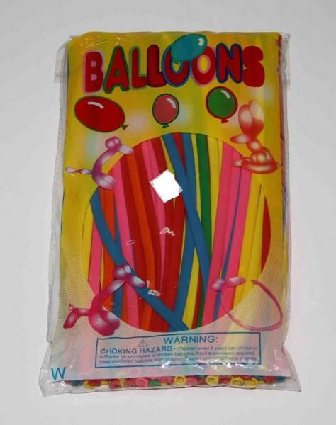 Baloni dugi 100/1  CH2093