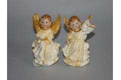 Figura anđeo keramički  11cm   CH54224