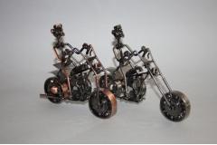 Motor metalni 15x18cm CH6609
