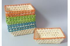Košara za kruh  6x19,5x14cm   BC10267