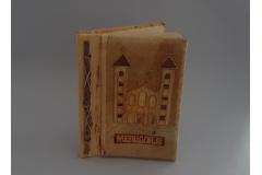 Foto album drveni Međugorje, mali  22x17cm  MO3039
