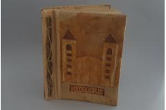 Foto album drveni Međugorje, veliki  28x23cm   MO3070