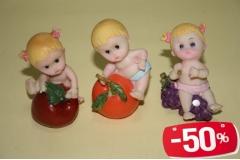 Beba s jabukom 44207 8x6cm CH3959  -50%