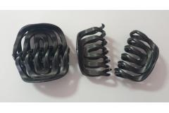 Kopča za kosu PVC 12/1 9cm  CH4593-G