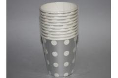 Čaše rođendanske  srebrne  10/1 CH52470