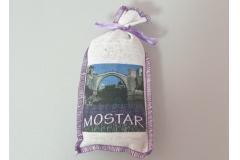 Mirisna lavanda u vrećici Mostar-slika  CH53002