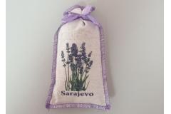 Mirisna lavanda u vrećici Sarajevo  CH53004