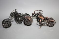 Motor metalni figura 16x26cm  CH58863