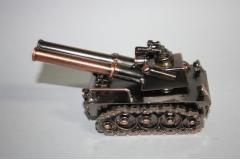 Tenk metalni figura   10x17cm   CH58866