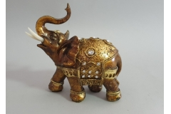 Figura slon keramički 15x14cm CH60233