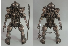 Robot metalni  28x11cm   CH60251