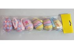 Uskrsna dekoracija jaje  6/1  4x6cm  CH60301